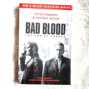 Bad Blood by Peter Edwards & Antonio Nicaso
